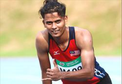 Arsyad has the X-factor to excel in sprint events, says coach Poad