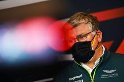 Aston Martin F1 team boss wants aero rule revision