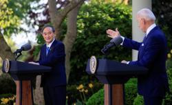 U.S.-Japan statement refers to