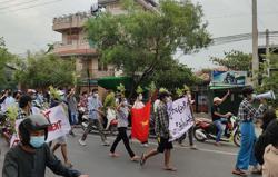 Myanmar pardons prisoners, unclear if activists among them