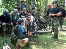 Suspected Egyptian terrorist, two local militants killed in Philippines