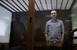 Jailed Kremlin critic Navalny at growing risk of kidney failure - medics union