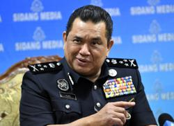 Viral 'police cartel' list is fake, ex-cop nabbed for allegedly spreading it, says Bukit Aman