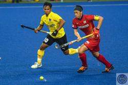 Malaysian hockey team off to a losing start in the international stage