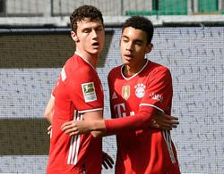 Soccer-Bayern move closer to title but Flick says he's leaving