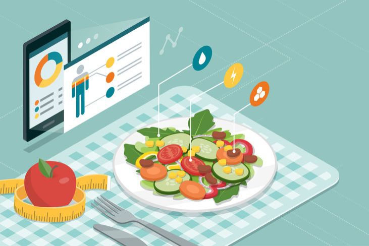 Data allows companies to gauge whether shoppers would be more inclined to buy healthy or junk food.