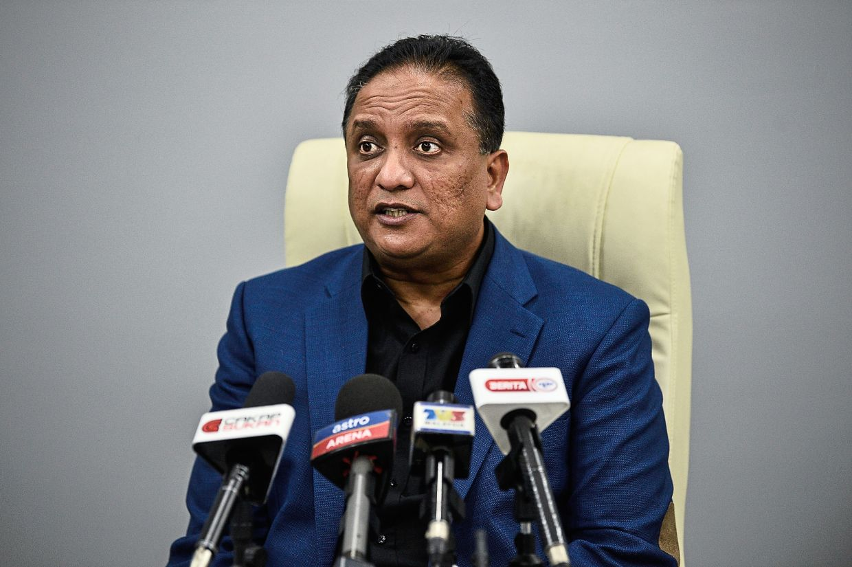 Reezal Merican: 'There is no such policy or approach in the Sports Policy.'