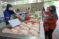 Chicken prices being monitored