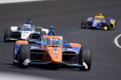 Motor racing-Forty somethings could mean vintage year for IndyCar