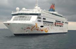 Bahamas-registered cruise ship latest vessel detained for illegal anchoring in Johor waters