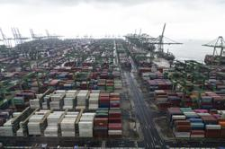 Demand from China spurs surge in Singapore exports