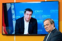 Standoff persists in Merkel succession battle - sources