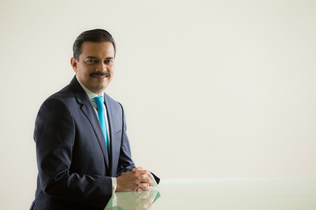 Standard Chartered Malaysia managing director and CEO Abrar A. Anwar