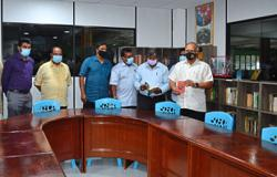 New Tamil library and ICT centre to benefit community