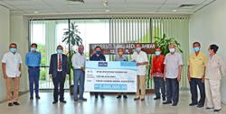 Donations continue to pour in for Kampar hospital project