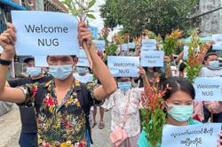 'Recognise unity govt, not the junta'