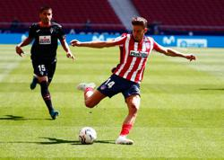 Soccer-Atletico hammer Eibar 5-0 to reassert title claim