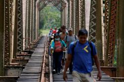 Mexican president to propose extension of welfare programs to curb migration