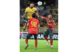 Benchwarmers help Kedah escape defeat in Perak
