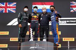 Motor racing-Team by team analysis of the Emilia Romagna Grand Prix