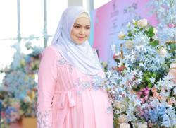 Siti Nurhaliza gives birth to baby No. 2