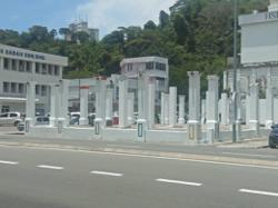'Pillars of Sabah' artworks removed, artists caught by surprise as site gets ready for new installation
