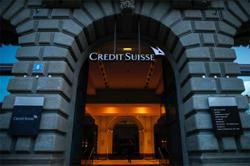 Credit Suisse is sued over high-risk clients