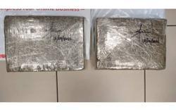 Cops nab suspected drug dealer with 2kg of ganja