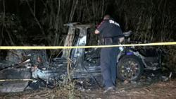 Tesla with no one driving crashes in Texas, killing two