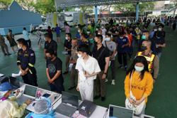 Thai COVID-19 infections ease after days of record highs