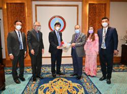 China company keen to invest in Tanjung Aru mega project, says Hajiji