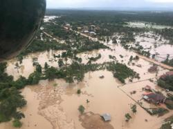 Victims of southern Lao dam disaster start to rebuild lives