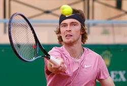Shock win over Nadal leaves Rublev with little time to rest