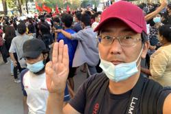 Japan urges release of journalist detained in Myanmar