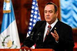 Analysis-Guatemala defies Washington, pushing anti-graft judge from top court