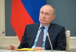 Putin to speak at Biden's online climate summit
