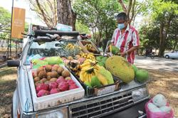 Roadside fruit seller offered spot at market