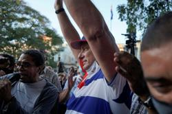 Raul Castro retires but Cuban Communist Party emphasizes continuity