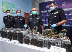 Power theft worth RM130,000 discovered after raid