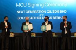 Boustead in revamp deals