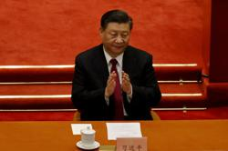 China will never seek hegemony, expansion, sphere of influence, says Xi