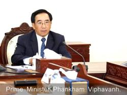Laos PM orders vaccination programme accelerated, expanded