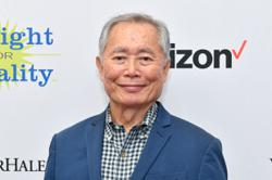 'Ive experienced hate and cruelty' says 'Star Trek' actor George Takei