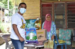 Maybank Islamic provides food aid in 11 countries in conjunction with ramadan