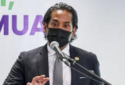 95% of frontliners have received first Covid-19 shot, says Khairy