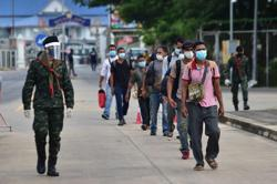 Laos: Border patrols stepped up to prevent spread of virus as two new cases of Covid-19 confirmed