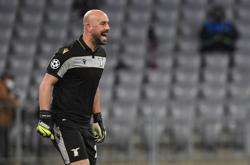 Soccer-European Super League not in line with sporting values, says Reina