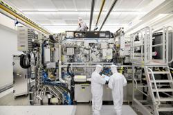 Semiconductor equipment maker ASML to report first-quarter earnings amid chip shortage