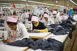 Cambodia's garment manufacturers group appeals for understanding as production halts due to Covid-19