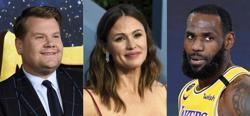 Jennifer Garner, James Corden, LeBron James nominated for Webby Awards